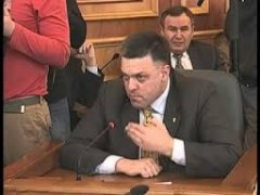 Виступ Олега Тягнибока на Погоджувальній раді 4.11.2013