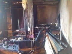 На Буковині загинули двоє діток під час пожежі