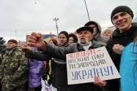 У четвер буковинський регіональний штаб національного спротиву скликає мітинг в рамках чернівецького Євромайдану