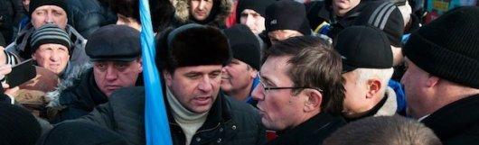 Юрій Луценко: У нас дві дороги - до в'язниці або до перемоги