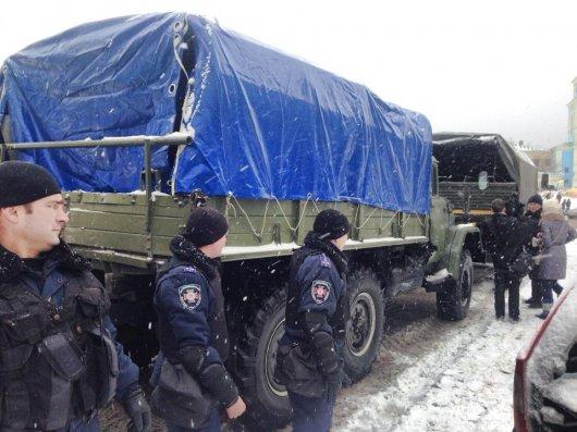 В опозиції заявили, що оборонятимуть Майдан від силовиків