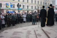 Буковинське віче створило осередок Народного об'єднання «Майдан»