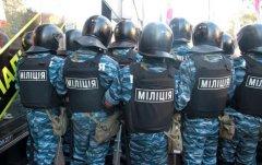 Чернівецька міліція поїхала на Київ
