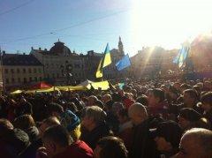 Юрій Луценко: ЄвроМайдан народить нову політичну силу