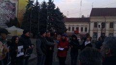 Відповідальність за своє життя і здоров'я журналісти Чернівецької області поклали на силовиків Буковини персонально