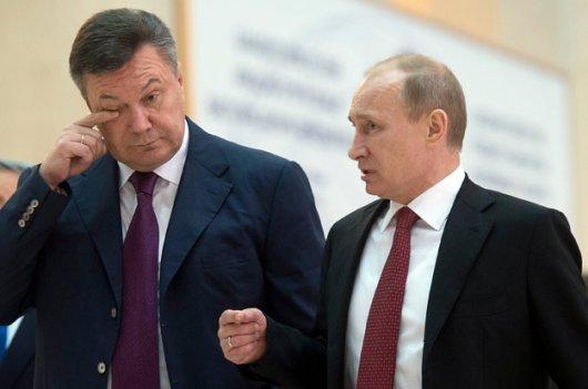 """Москва каратиме Януковича """"рубльом"""" за поступки опозиції"""