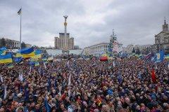 """Активісти ВК """"Наступ"""" озвучили свої умови перемоги Євромайдану"""