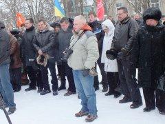 Автомайданівці відвідали батьківщину народного героя