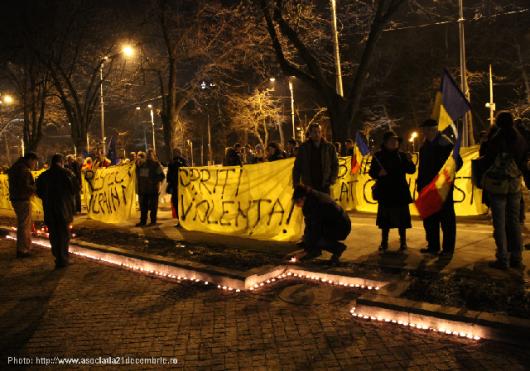 Румуни проявили солідарність з українським народом