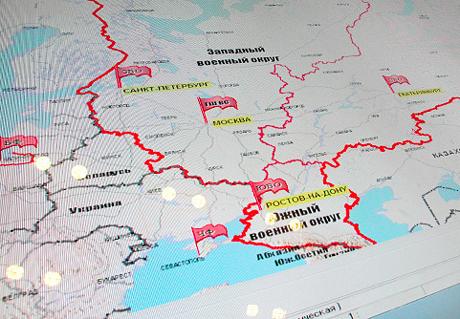 Путін грюкає зброєю на кордоні з Україною