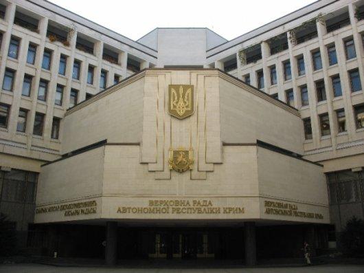 У ВР Криму не ставлять питання про відокремлення - спікер