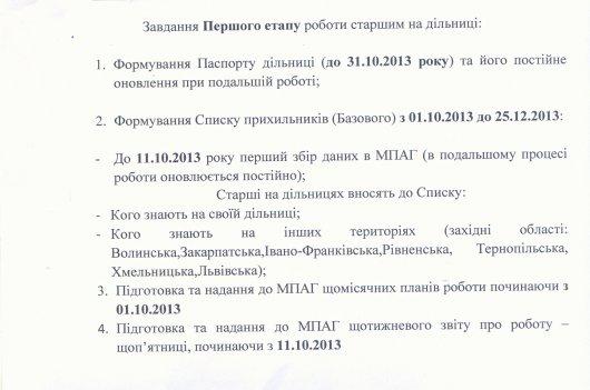 На підготовку до виборів партія регіонів на Буковині витрачала більше 200 тис. гривень щомісяця (документ, відео)