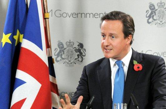 Британський прем'єр готовий до жорстких санкцій проти Росії