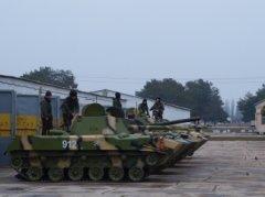 Дніпропетровські десантники в Криму вигнали війська РФ під загрозою самопідриву