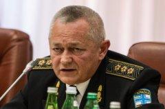 В.о мініста оборони Тенюх подав у відставку