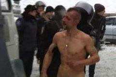 За роздягання козака - домашній арешт