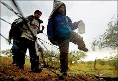 На Буковині затримали групу, яка переправляла через кордон нелегалів