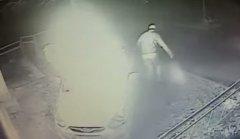Вночі  спалили авто місцевого журналіста