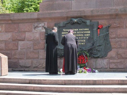 У Чернівцях помолились за загиблих у Другій світовій війні (ФОТО, ВІДЕО)