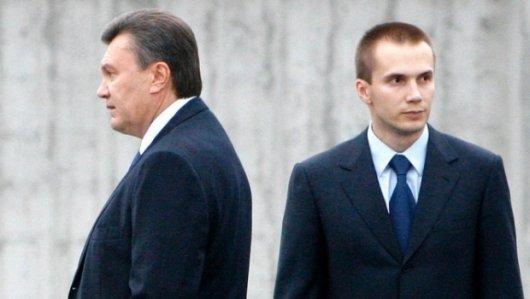 Янукович живе у Ростові, а син – у Барвисі