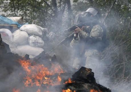 На державному кордоні відбито атаку російських терористів