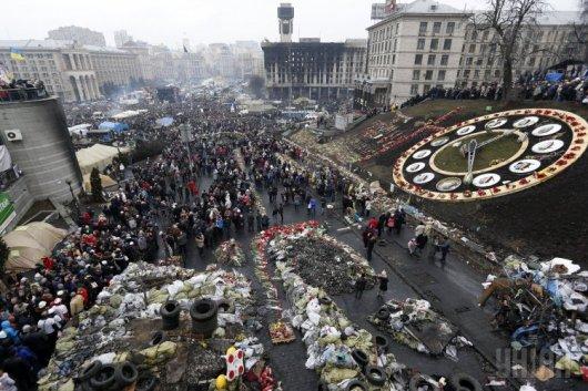 Урочистості з нагоди інавгурації Порошенка відбудуться у Києві на Майдані