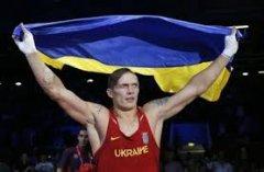 Славнозвісний боксер Олександр Усик відвідав Чернівецьку міську раду