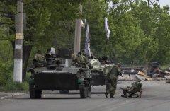 Сили АТО знищили військову базу терористів під Краматорськом - Турчинов
