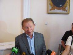Леонід Кучма: Нам повезло, що в даний час прем'єр-міністром є Арсеній Яценюк