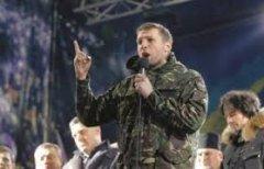Сотник Парасюк пропонує Майдану або їхати додому, або воювати на сході