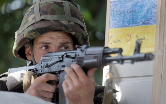 Бійці АТО знищили за добу понад 150 сепаратистів