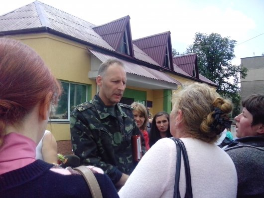 Мобілізовані буковинці вже другий місяць воюють з терористами у найгарячіших точках сходу України