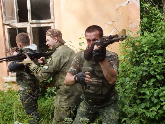 Вони готові захищати Україну