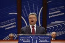 Порошенко розповів, чим не поступиться заради змін в Україні