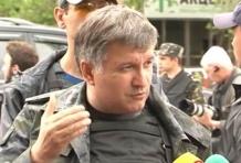 """Аваков дав """"адекватним"""" терористам ще кілька годин, після чого пообіцяв жорсткі дії"""