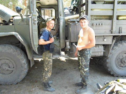 Спецрепортаж Ольги Кобевко із зони АТО (відео та фото) ОНОВЛЕНО