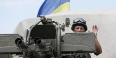 Кордон України закритий вогневим контролем - МВС