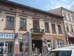 """Хто краде будинок """"Нашої України"""" у Чернівцях?"""