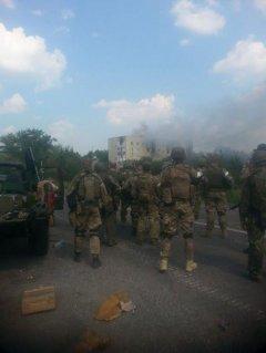 """В батальйоні """"Азов"""" заявляють, що пішли штурмувати Донецьк"""