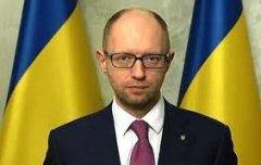 Близько п'ятдесяти тисяч українців беруть участь в АТО, - Яценюк