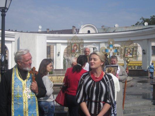 У Чернівцях повернули історичну назву площі Пресвятої Марії