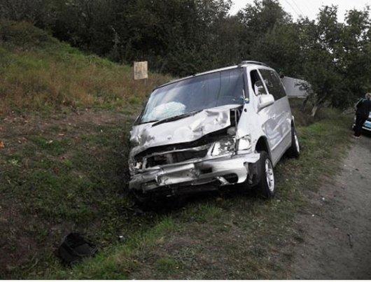 На Буковині в результаті ДТП загинула людина (ФОТО)