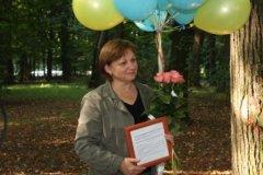 Колектив ТРК «Буковина» привітав Валентину Бондар з присвоєнням звання «Заслужений журналіст України»