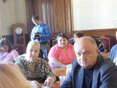У день Віри, Надії, Любові в Чернівцях відбулася зустріч батьків-усиновителів