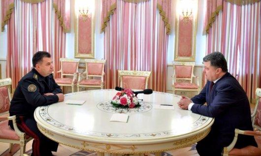 Степан Полторак кандидат на посаду Міністра оборони
