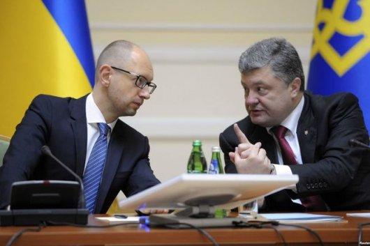 Яценюк - прем'єр, Гройсман - спікер - коаліційний компроміс