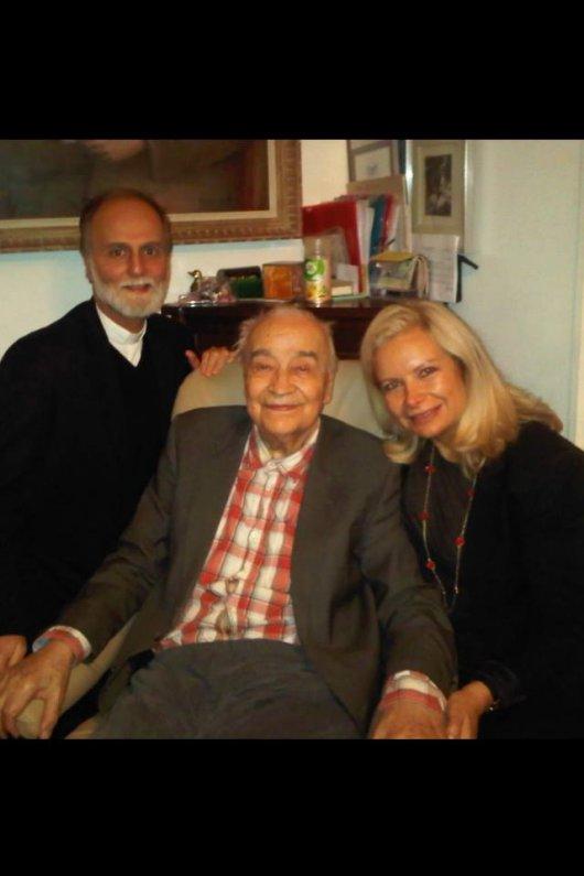 «Тато був єдиною людиною, з якою я розмовляла в Парижі українською…»
