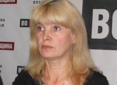 Екс-в.о. голови Луганської ОДА Ірина Веригіна дасть прес-конференцію в Чернівцях