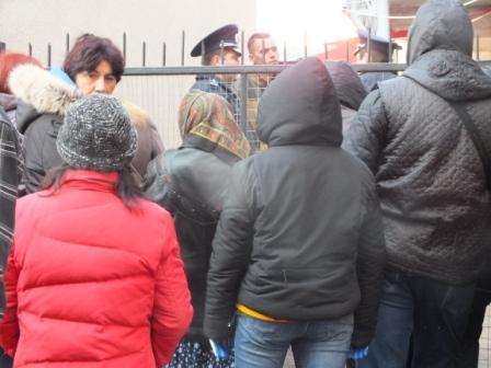 У Чернівцях згорів ринок (оновлено на 14.00)