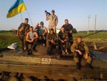Українська 95-а бригада провела найдовший рейд у військовій історії світу l